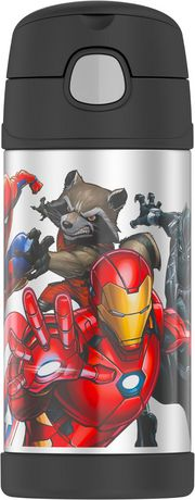 THERMOS Vacuum Insulated Marvel FUNTainer Bottle, 355ml - image 1 of 2