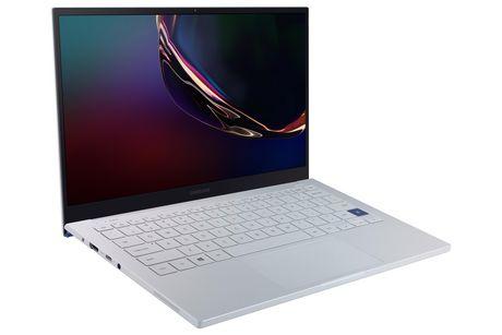 "Samsung 15.6"" Galaxy Book Ion Intel Comet Lake U i5-10210U NP950XCJ-K02CA Silver - image 3 of 9"
