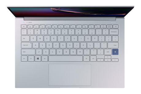 "Samsung 15.6"" Galaxy Book Ion Intel Comet Lake U i5-10210U NP950XCJ-K02CA Silver - image 4 of 9"