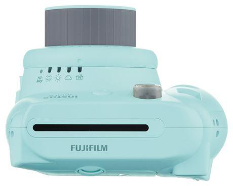 Appareil photo Instax Mini 9 de Fujifilm avec dragonne de luxe - image 5 de 9