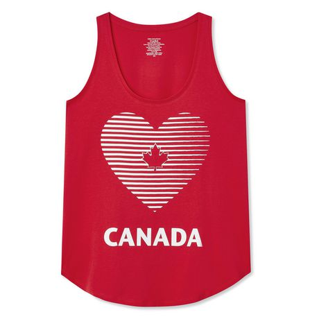 George Women's Canada Day Tank - image 6 of 6