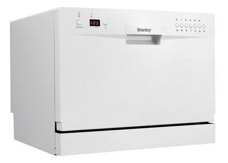 Danby Countertop Electronic Dishwasher : Danby Countertop Dishwasher Walmart.ca