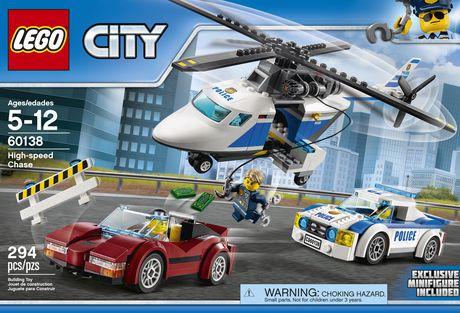 LEGO City Police High-speed Chase (60138) | Walmart Canada