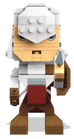 Kubros Mega Construx Mega Bloks Ezio Assasins Creed 148 pcs. MEGA Bloks Bau- & Konstruktionsspielzeug
