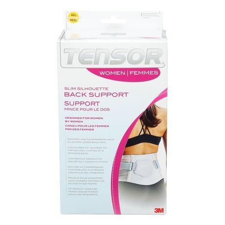 e2dae7bb563a15 Tensor™ Women Slim Silhouette Back Support - image 1 of 4 ...