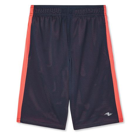 Athletic Works Boys' Layer Mesh Shorts - image 1 of 2