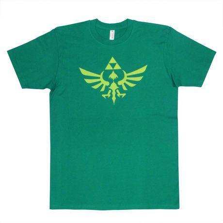 nintendo zelda men s short sleeve t shirt walmart canada