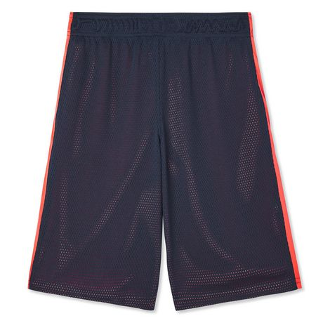 Athletic Works Boys' Layer Mesh Shorts - image 2 of 2