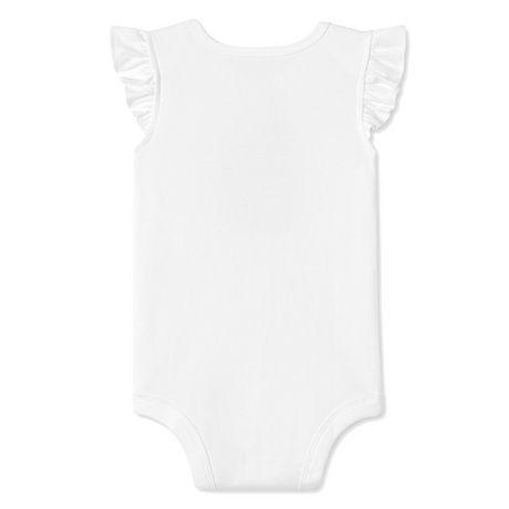 George Baby Girls' Pride Bodysuit - image 2 of 2