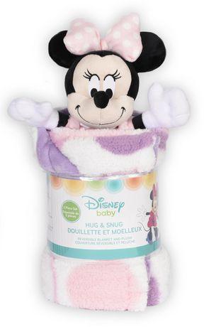 Douillette et moelleux par Disney Bébé - Minnie - image 4 de 4