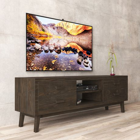 Urban Woodcraft 68'' Chicago TV Stand - image 2 of 6