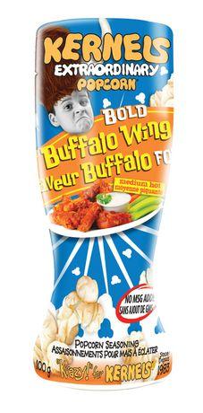 Kernels - Bold Buffalo Wing Popcorn Seasoning - image 1 of 2