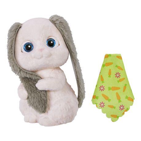 Furreal Friends Furreal Fuzz Pets So Shy Bunny White Lr44