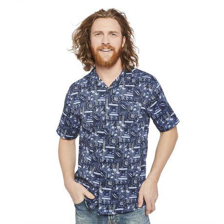George Plus Men's Resort Shirt - image 1 of 6