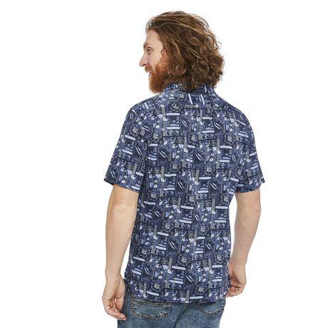 George Plus Men's Resort Shirt - image 3 of 6