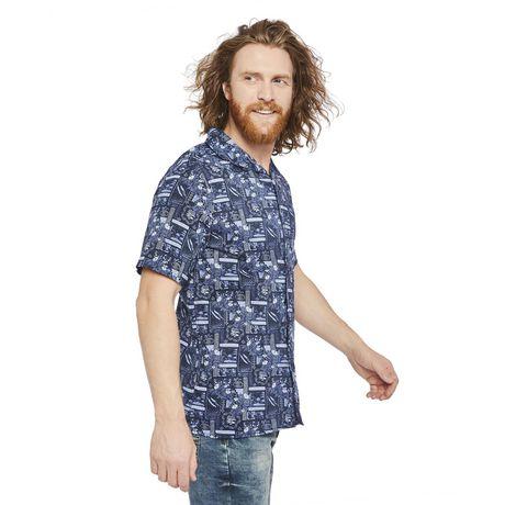 George Plus Men's Resort Shirt - image 2 of 6