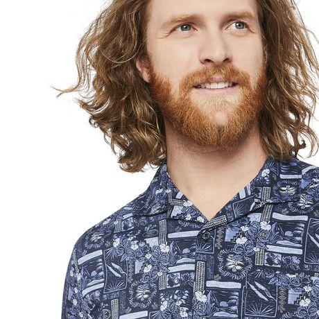 George Plus Men's Resort Shirt - image 4 of 6