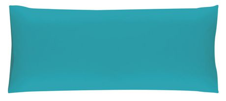 Taie d'oreiller de corps Mainstays en aqua - image 1 de 1