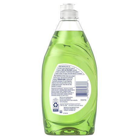 Dawn Ultra Dishwashing Liquid, Apple Blossom - image 2 of 6