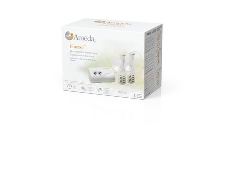Ameda Finesse Double Electric Breast Pump - image 2 of 3