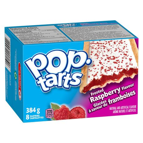Kellogg's Pop-Tarts toaster pastries, Frosted Raspberry  384 g - 8 pastries - image 3 of 6