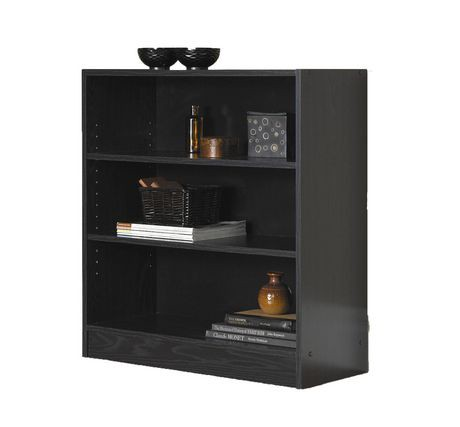 - Mainstays 3 Shelf Bookcase Walmart.ca