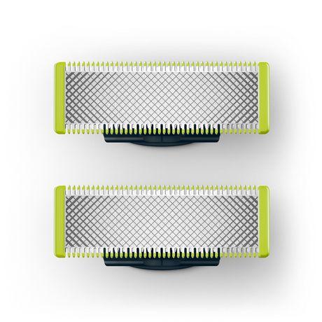 Philips OneBlade 2 lames remplaçables - image 1 de 6