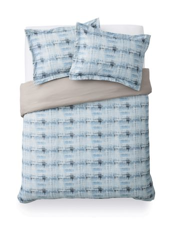 Mainstays Brax Blue Duvet Set - image 1 of 1