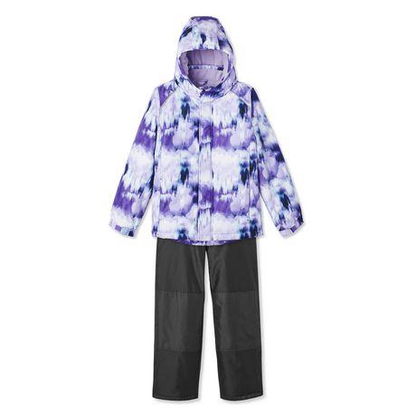 a877d415f George Girls  Snowsuit