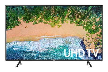 "Samsung 58"" 4K UHD LED HDR Smart TV, UN58NU6080FXZC"