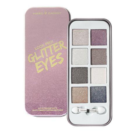 Hard Candy Look Pro! Tin Mini Eyeshadow Palettes - image 1 of 1