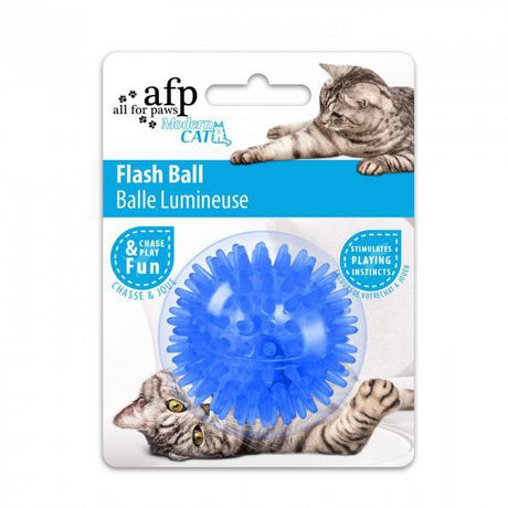 All for Paws Modern Cat Flash Ball - image 1 of 4