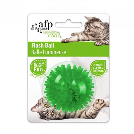 All for Paws Modern Cat Flash Ball - image 2 of 4