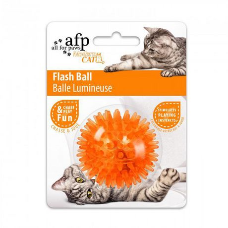All for Paws Modern Cat Flash Ball - image 3 of 4