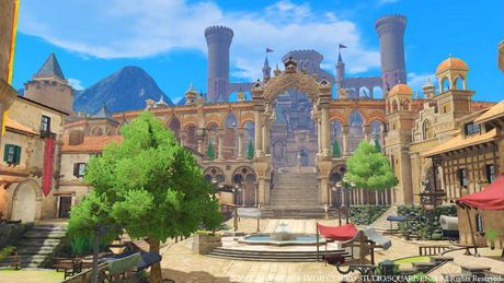 Dragon Quest XI S: Echoes of an Elusive Age – Definitive Edition (Nintendo Switch) - image 8 of 9