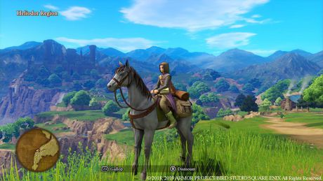 Dragon Quest XI S: Echoes of an Elusive Age – Definitive Edition (Nintendo Switch) - image 2 of 9