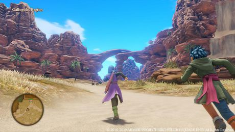 Dragon Quest XI S: Echoes of an Elusive Age – Definitive Edition (Nintendo Switch) - image 3 of 9