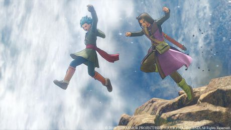 Dragon Quest XI S: Echoes of an Elusive Age – Definitive Edition (Nintendo Switch) - image 7 of 9