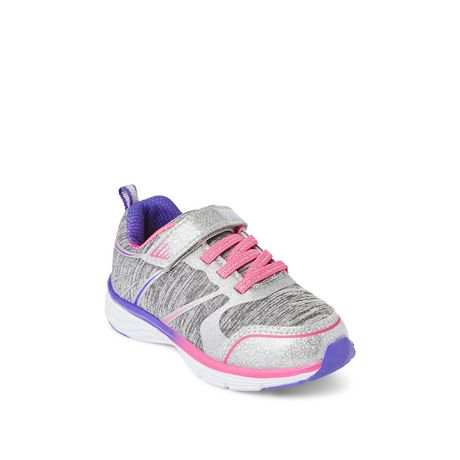 Athletic Works Toddler Girls' Nova Sneaker - image 2 of 4