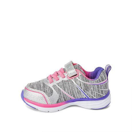 Athletic Works Toddler Girls' Nova Sneaker - image 3 of 4