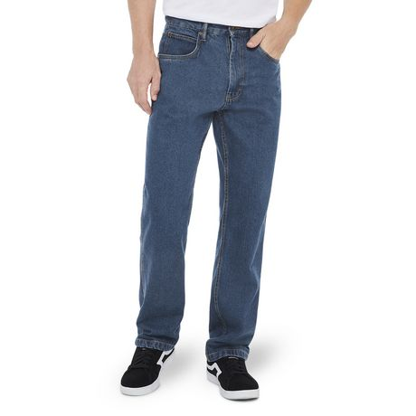 George Men's Straight Leg Jeans - image 1 of 6