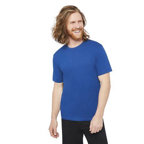 George Plus Mens Basic T-Shirt - image 1 of 6