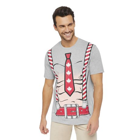 George Men's Sexy Canada Day Tee - image 1 of 2