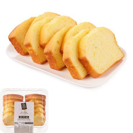 Your Fresh Market Lemon Sliced Loaf Cake - image 1 of 4