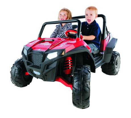 Peg Perego Polaris Ranger RZR 900 Ride-on Vehicle | Walmart Canada