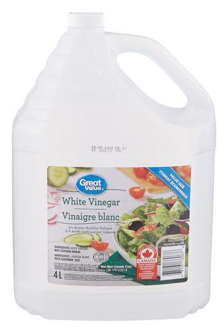 Great Value Pure White Vinegar - image 1 of 1