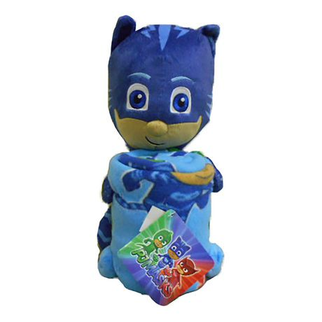 Pj Mask Quot Behind The Mask Quot Hugger With Throw Walmart Canada