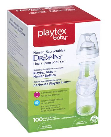 how to travel with playtex drop ins