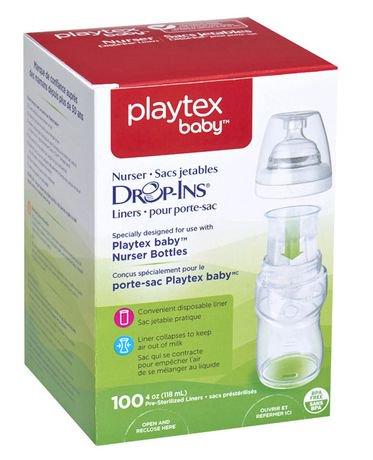 Sacs jetables DROP-INS(MC) pour porte-sac de Playtex BabyMC | Walmart Canada