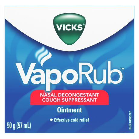 Vicks Vaporub Ointment - image 6 of 8